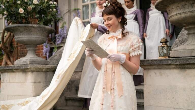A rebelde Eloise Bridgerton