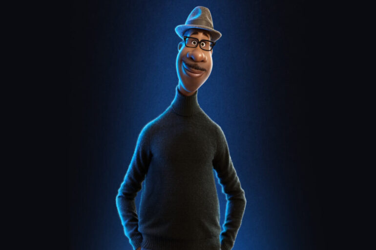 Joe Gardner, personagem do filme da Pixar, Soul