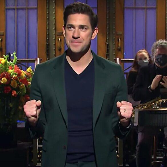 John Krasinski apresenta o Saturday Night Live