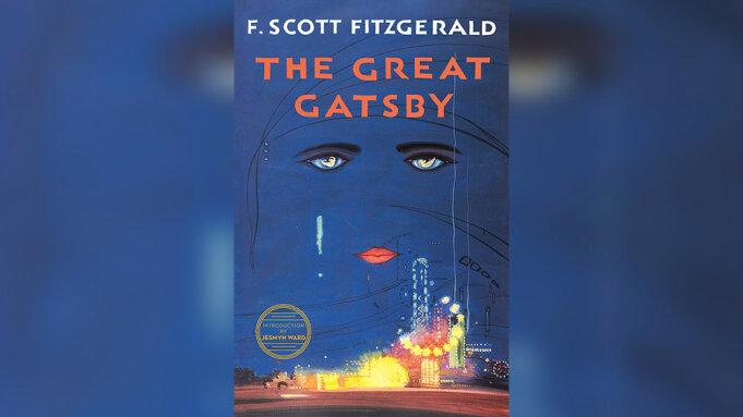Capa do livro The Great Gatsby