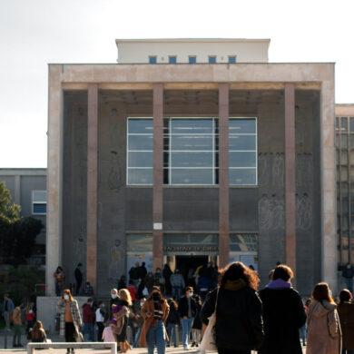 Presidenciais, fila do voto antecipado em Lisboa