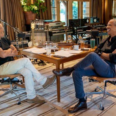 Barack Obama e Bruce Springsteen