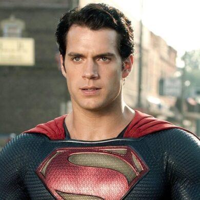 Superman está de volta ao grande ecrã.