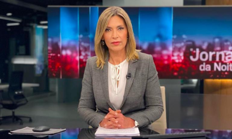 Clara de Sousa recorda RTP