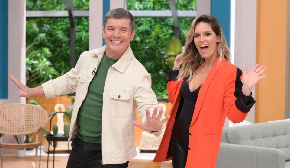 João Baião e Diana Chaves apresentam Casa Feliz na SIC