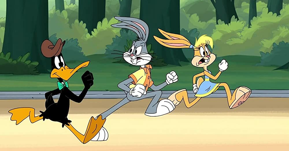 Looney Tunes A Fuga dos Coelhos HBO Portugal