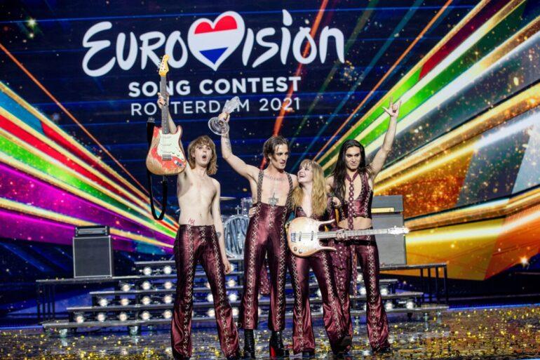 Måneskin Eurovisão