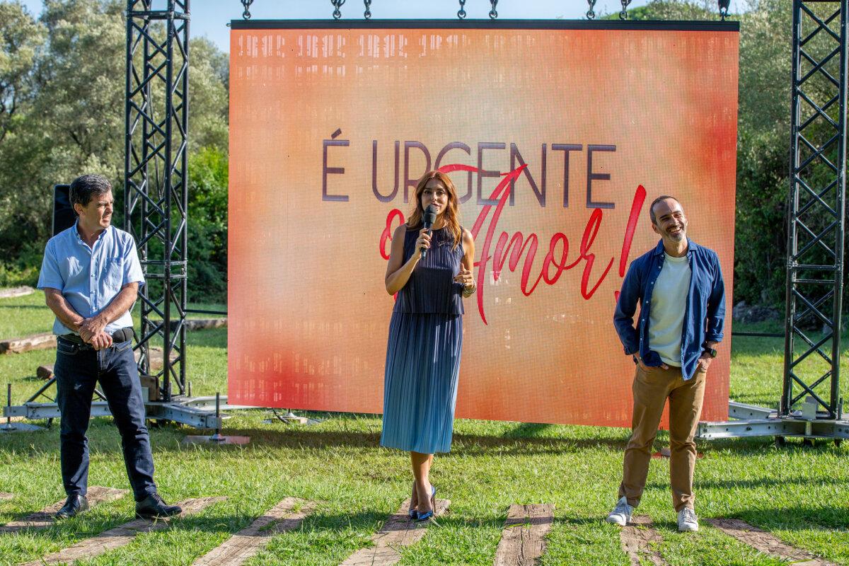 É Urgente o Amor RTP Guia TV
