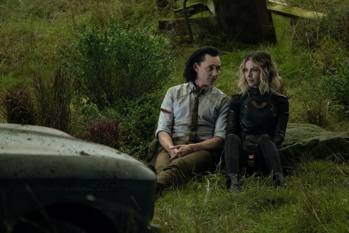 Loki e Sylvie