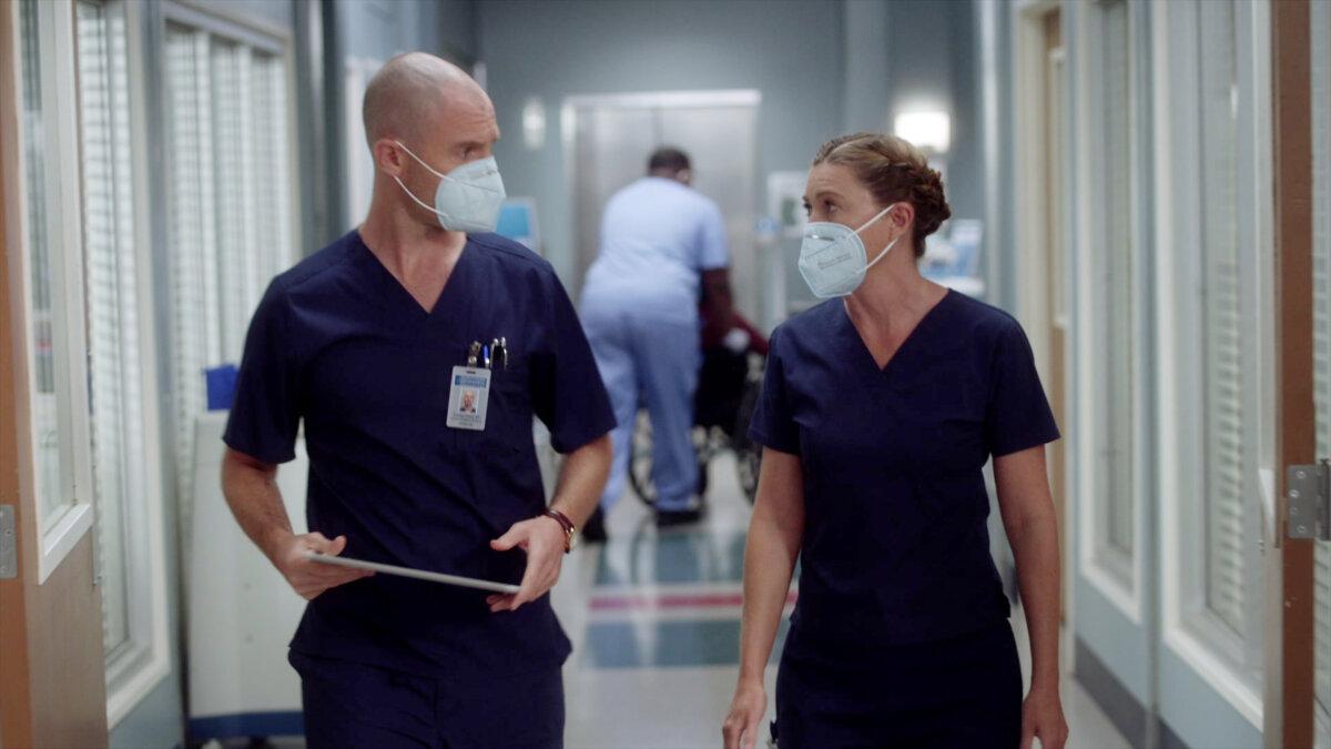 Anatomia de Grey foi renovada para uma 18ª temporada.