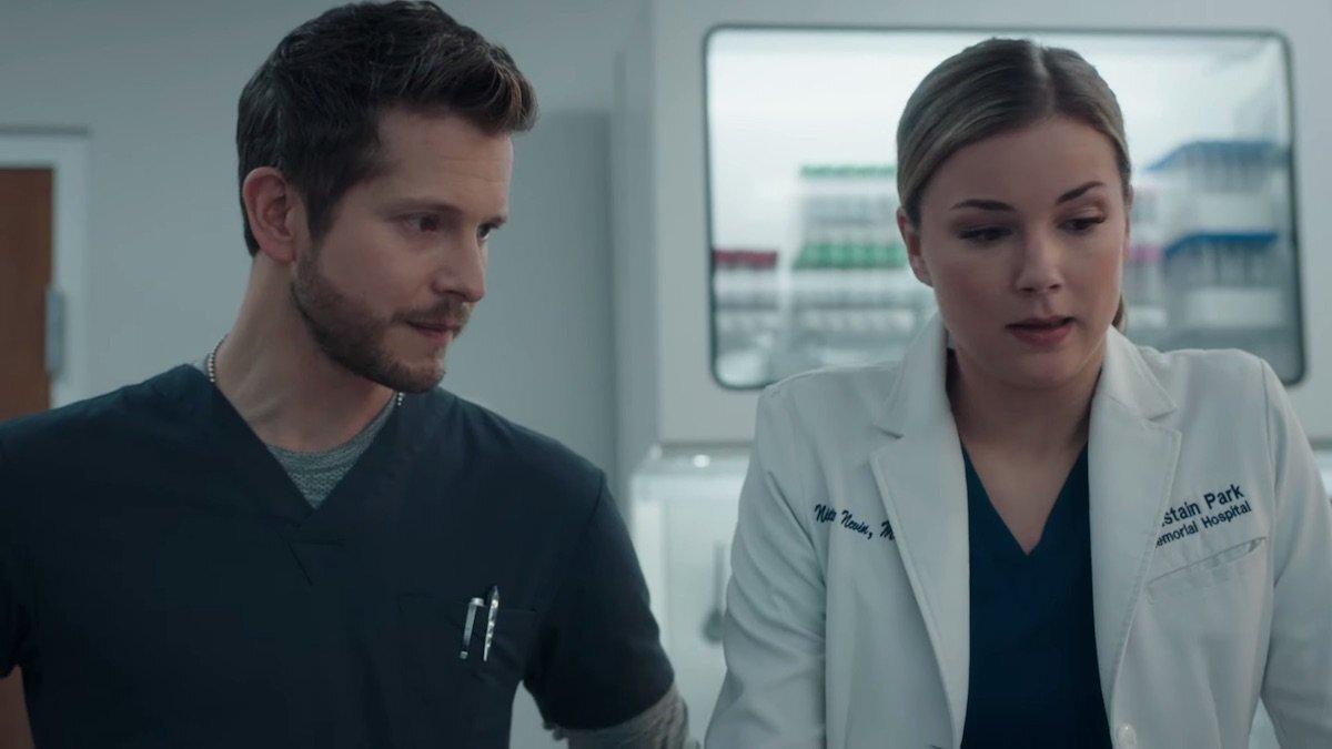 Protagonizada por Matt Czuchry e Emily VanCamp, The Resident foi uma das séries renovadas pela FOX.