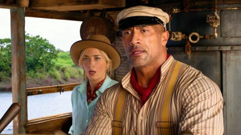 Jungle Cruise, filme da Disney com Emily Blunt e Dwayne Johnson