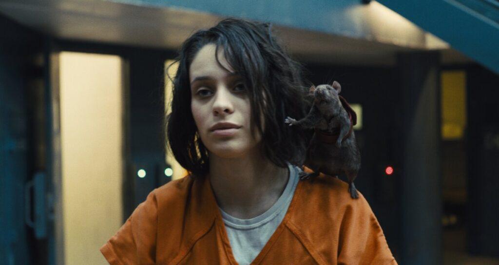 Ratcatcher 2 (Daniela Melchior) em 'O Esquadrão Suicida' (2021)