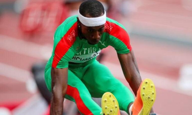 Pedro Pichardo triunfou nos Jogos Olímpicos 2020