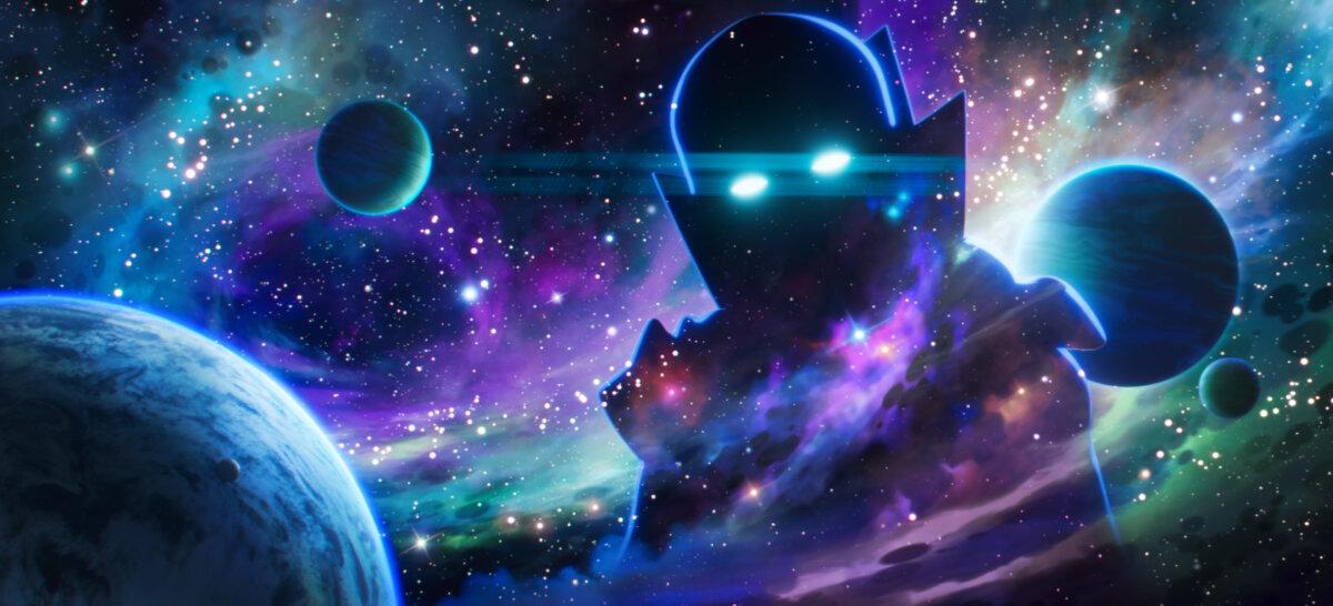 The Watcher (Jeffrey Wright) em What If da Marvel