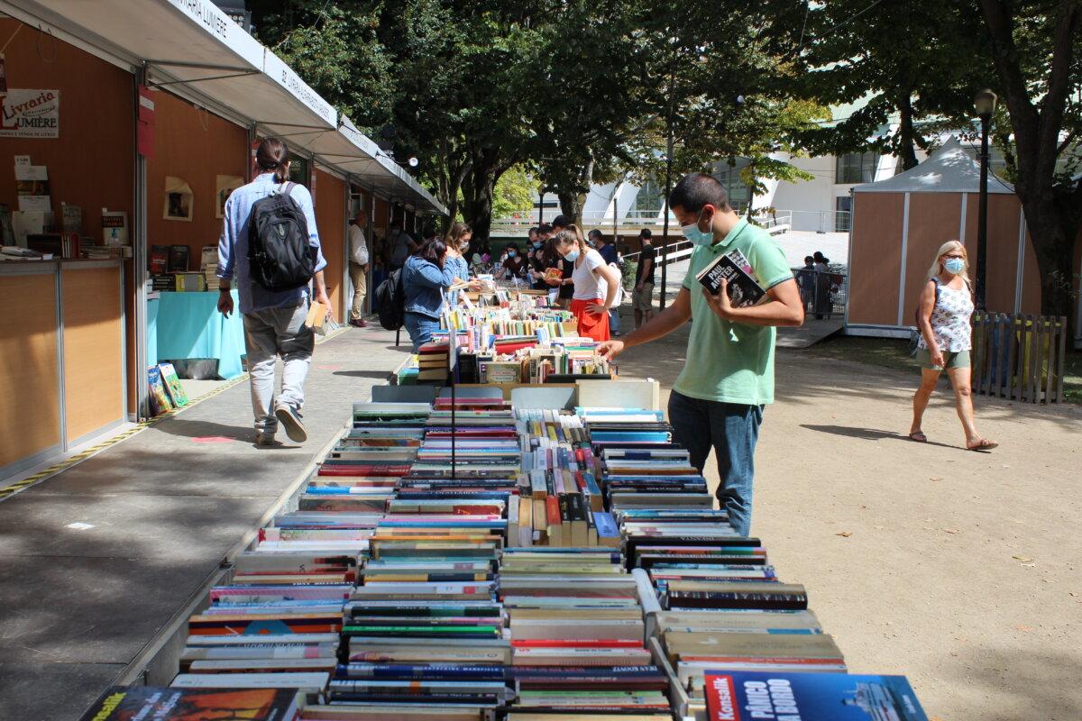 feira do livro porto