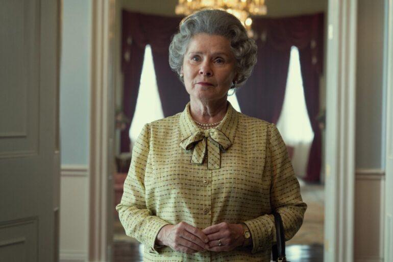Imelda Staunton The Crown T5