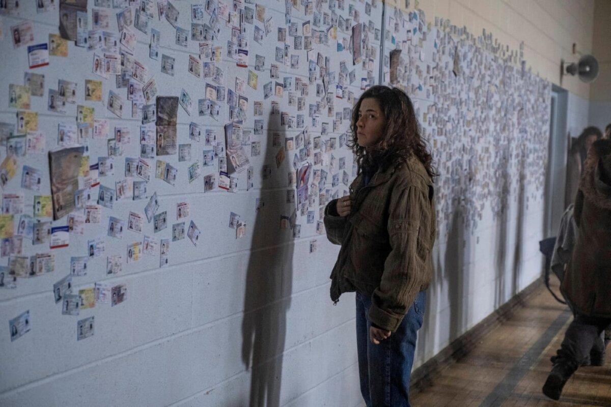 Hero (Olivia Thirlby) em Y: The Last Man