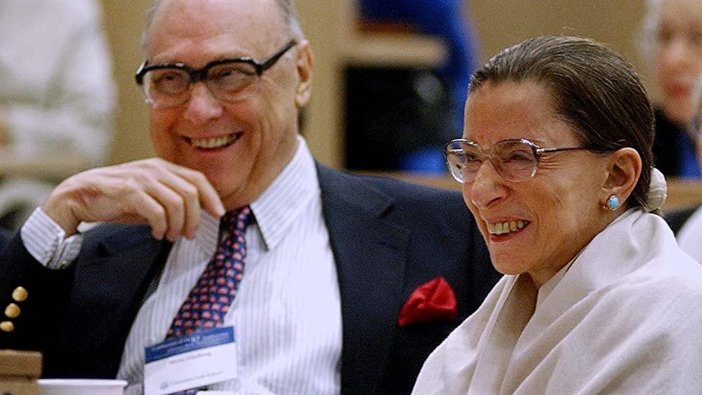 Ruth Bader Ginsburg RBG