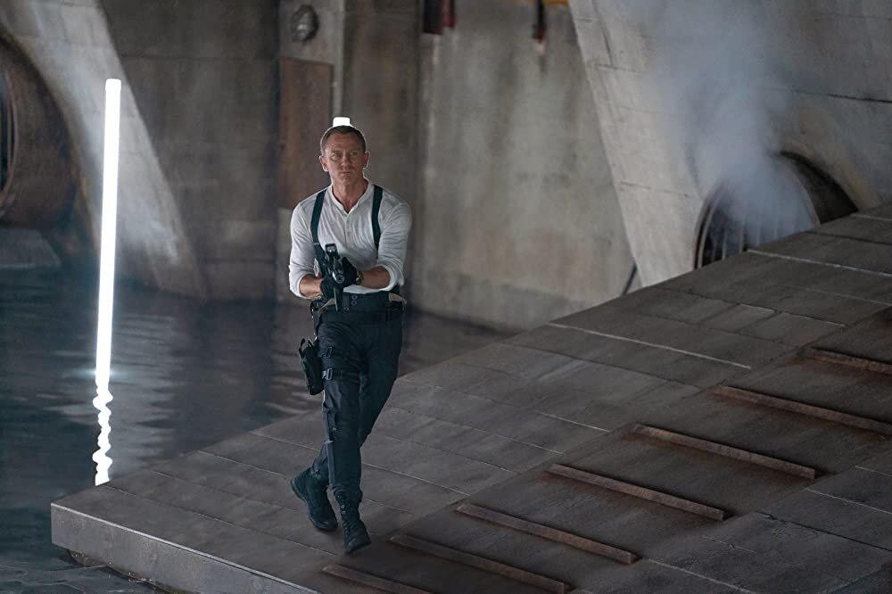 007 Sem Tempo para Morrer Daniel Craig